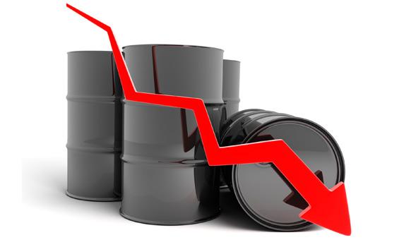 Цена на нефть марки Brent упала ниже $40 за баррель