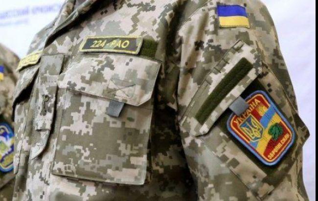 Взоне АТО засутки ранен один украинский военный, погибших нет