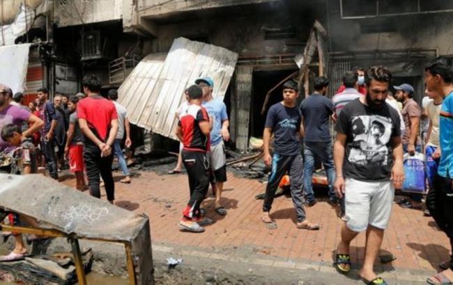 Жертвами теракта вБагдаде стали неменее 30 человек
