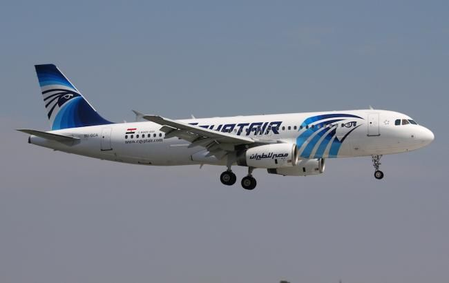 Вкрушении самолета Egyptair обнаружили синайский след
