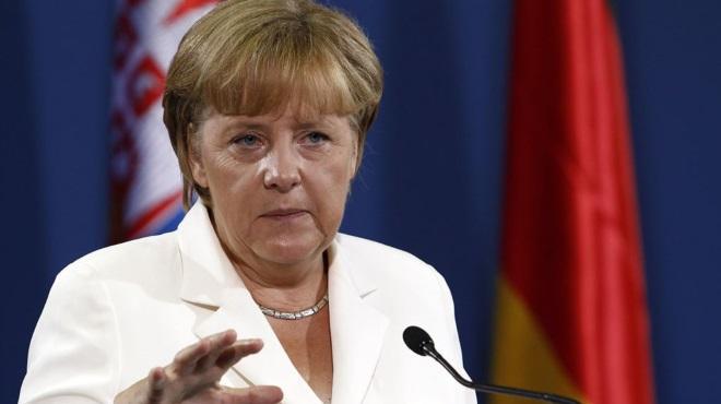 Ангела Меркель выступила заотмену санкций против Российской Федерации