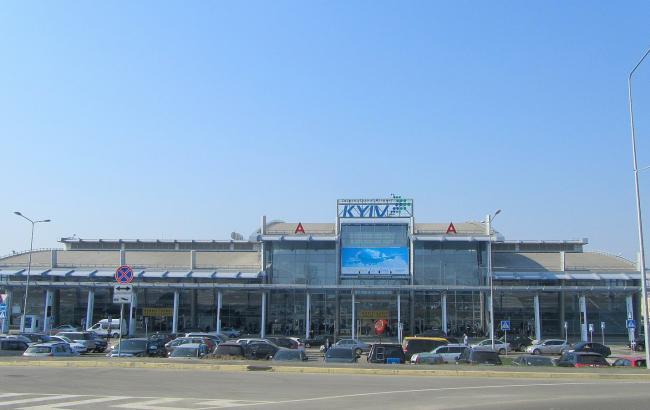 Аэропорту «Киев» дали имя авиаконструктора Сикорского