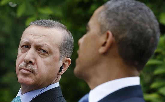 Турция грозит пересмотром отношений сСША