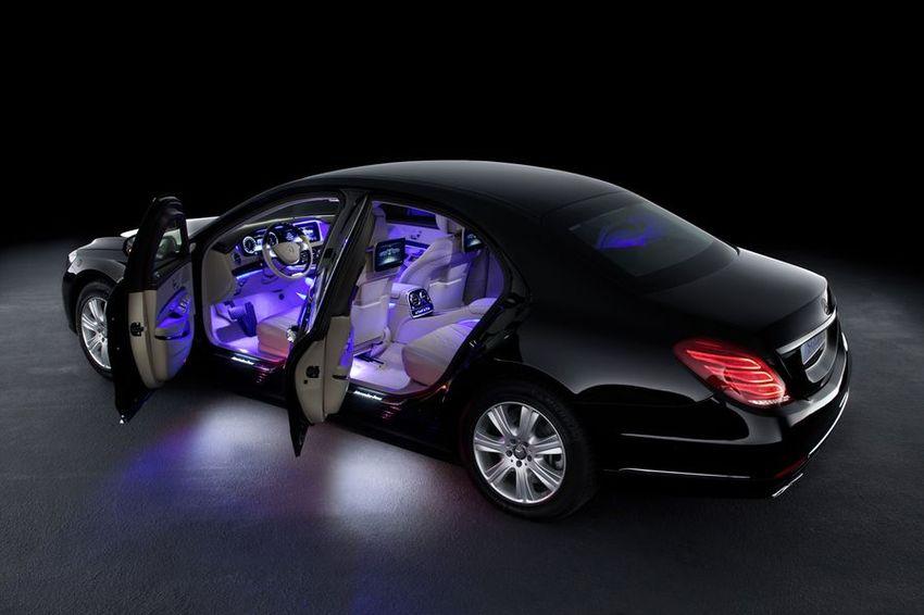 «Нафтогаз» передумал покупать бронированный Mercedes