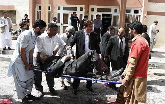 Ответственность завзрыв впакистанской клинике взяло насебя «Исламское государство»