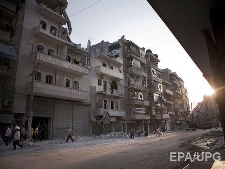 Авиация неустановленной страны разбомбила детскую клинику «Врачей без границ» вСирии