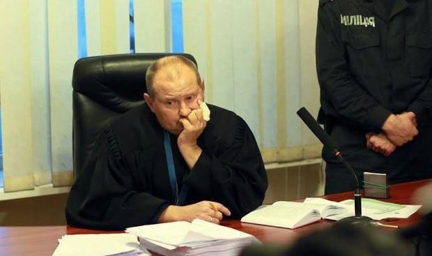 Холодницкий: Разоблаченного навзятке судью Чауса нельзя арестовать