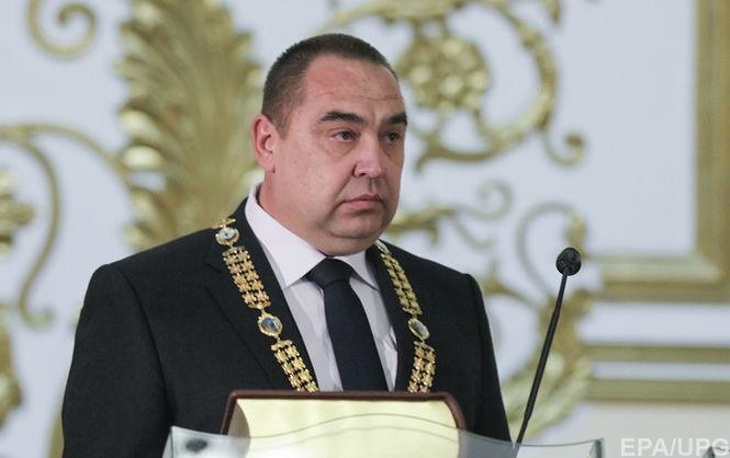 Руководителя ЛНР Игоря Плотницкого зовут насуд вКиев— Украинские СМИ