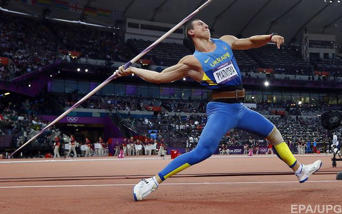 МОК лишил украинского спортсмена серебряной олимпийской медали