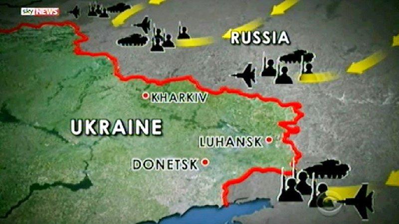 Пентагон отметил перемещение русских войск вКрыму
