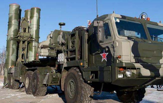 РФперекинула в захваченный Крым новейшую ракетную систему