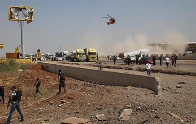 Уполицейского участка вТурции произошел взрыв: необошлось без жертв