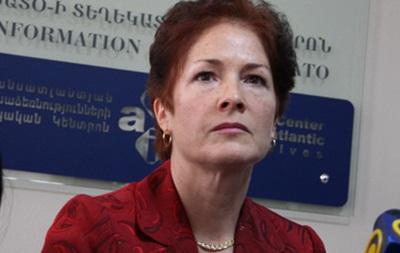 Новый посол США вУкраинском государстве М.Йованович начала выполнения обязанностей