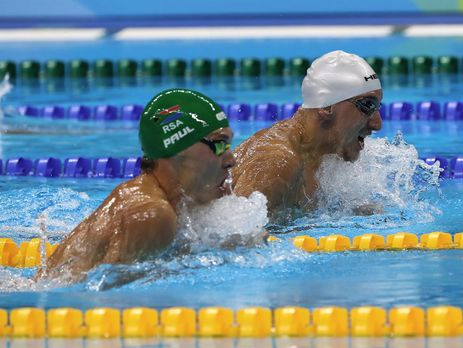 Украинская пловчиха установила Паралимпийский рекорд наИграх вРио
