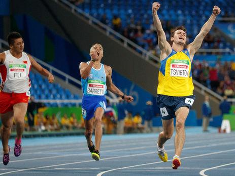 Первое золото для сборной наПаралимпиаде завоевал легкоатлет Рикардо Коста деОливейра
