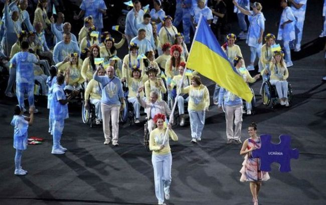 Смировым рекордом! Украина взяла два «золота» наПаралимпиаде вРио