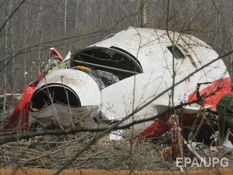 МИД назвал «провокационными» заявления Польши окрушении Ту-154