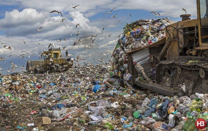 Днепр разорвал соглашение соЛьвовом наприем мусора