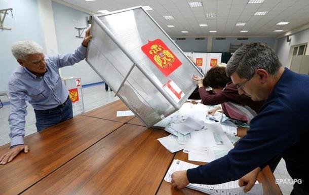 Япония непризнала русских выборов вКрыму