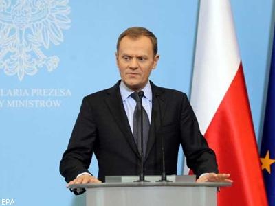 Наследующей неделе в Украинское государство приедет президент Европейского совета