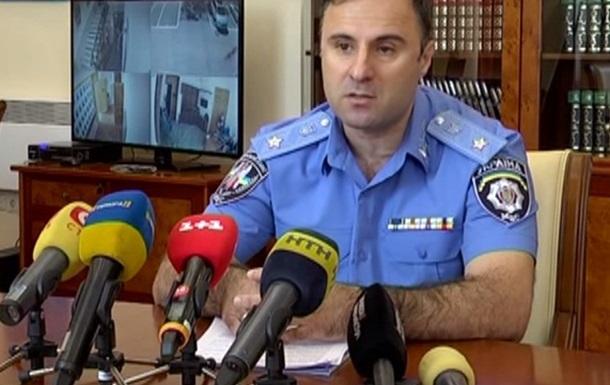 Тбилисский суд позволил арестовать руководителя Нацполиции Одесской области