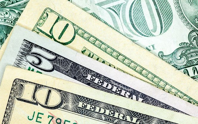 Доллар дорожает— Курс валют