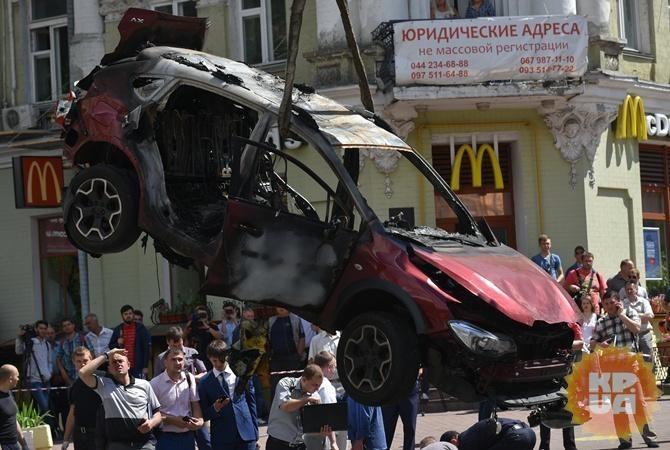 Нацполиция попросила США иГерманию посодействовать расследовать дело Шеремета