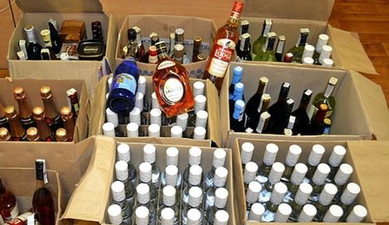 Несколько человек ослепли из-за отравления суррогатным спиртом