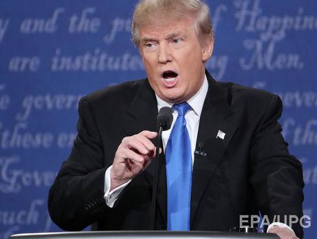 УТрампа отреагировали наобвинения внеуплате налогов