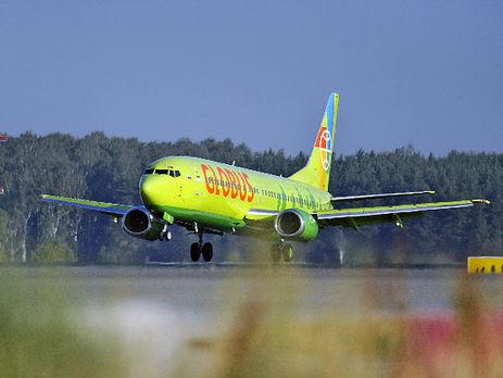 Петербург скончалась пассажирка: Наборту самолёта рейса Новосибирск