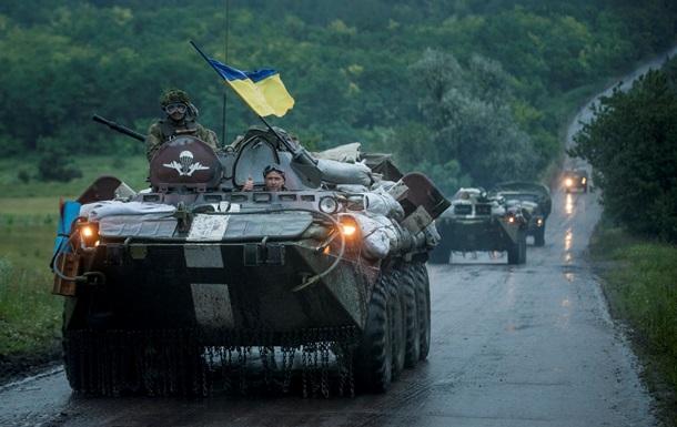 Полторак: Вминских документах Дебальцево было украинским