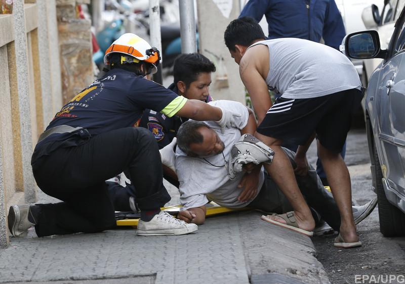 Казахстанские туристы непострадали при взрывах вТаиланде— МИДРК